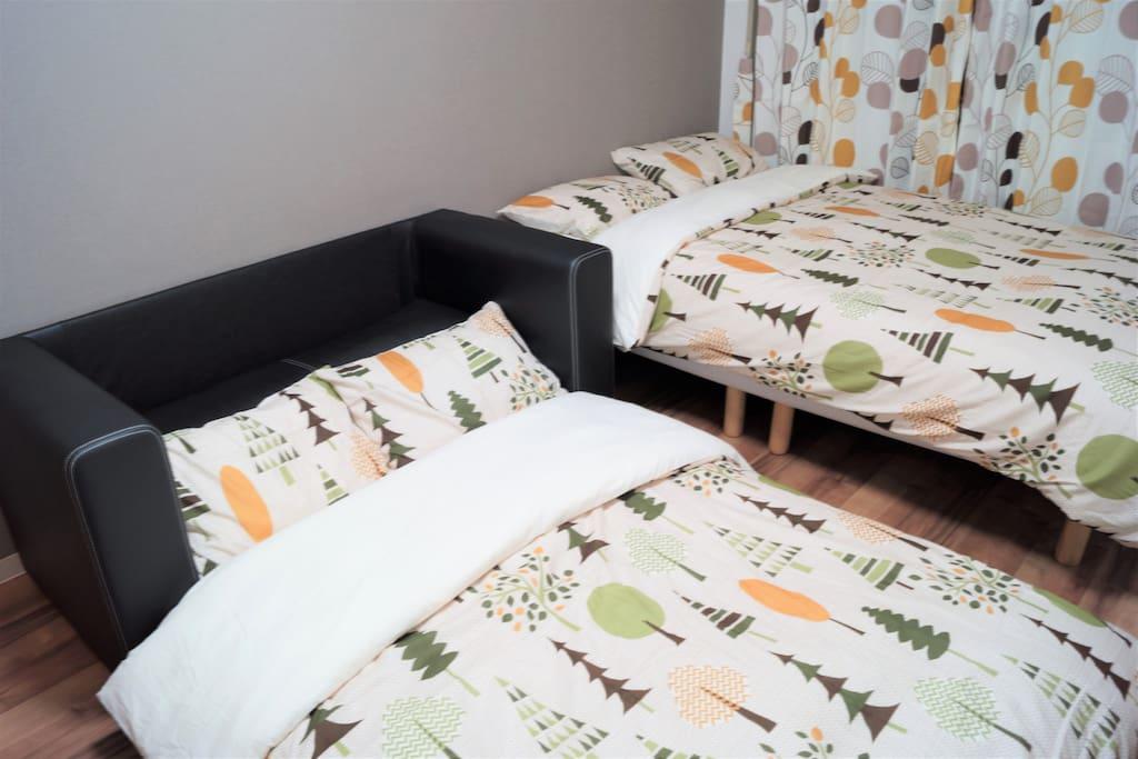 ベッド Bed
