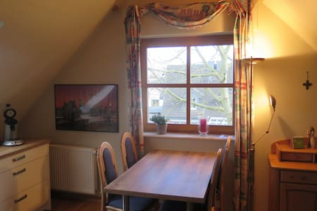 Comfortable, cosy, complete appartment - Langenberg - 公寓