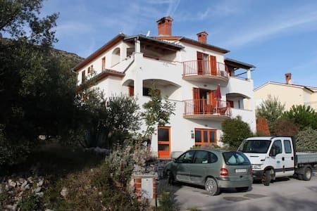 One bedroom apartment with terrace and sea view Ravni, Labin (A-7450-c) - Annat
