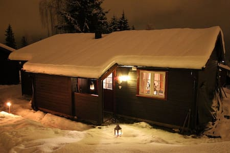 Cozy cabin in Hafjell - Ski in / Ski out
