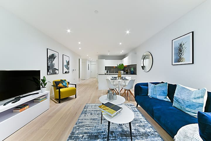 The Rose stunning 2 bedroom flat