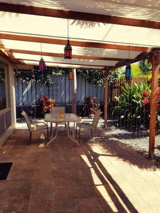 front outdoor terrace