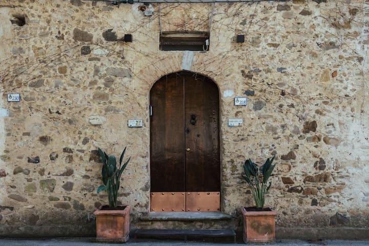 Malìa - Suite vista mare per 3 ospiti, Pioppi