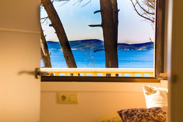 Apartamento en la playa de Montalvo - Sanxenxo.