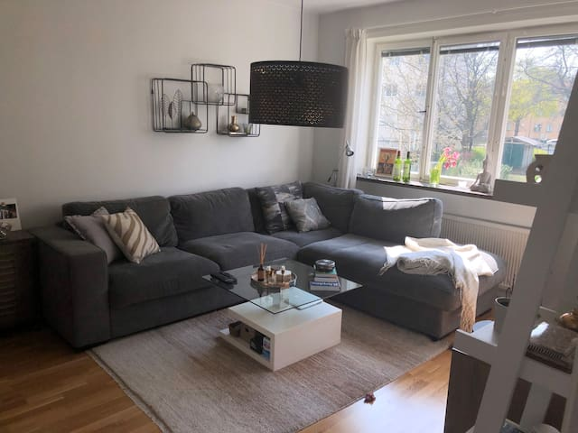 Cozy luxurious 1-bdr apartment, 15 min to center