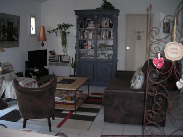 petite résidence de 4 appartements