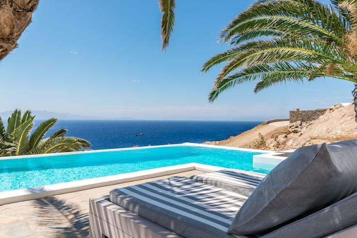 White House Mykonos DISCOUNTED 50%&RISKFREE CANCEL