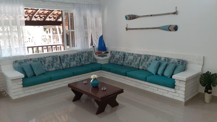 Casa a 250 metros da Praia de Geribá / Búzios