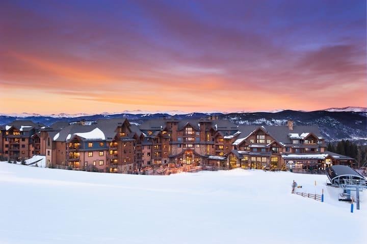 Pristine Ski in ski out Breckenridge Resort