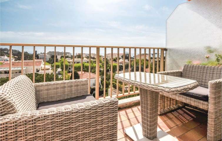 Holiday apartment with 1 room on 20m² in Cannes
