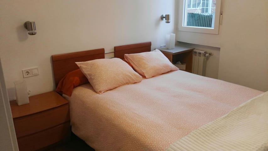 Dormitorio doble muy acogedor, Madrid, - Madrid - Huis