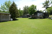 Affordable Muskoka  Waterfront Cottages with Pool