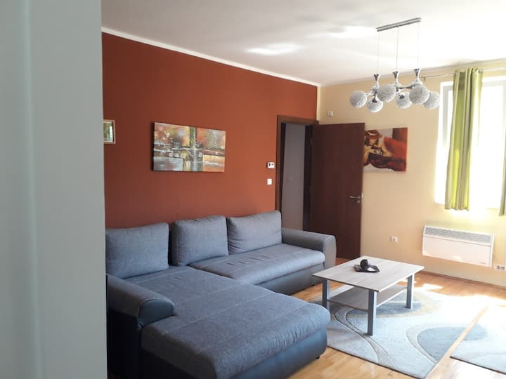 Foka Spa apartment 32 ideal for family vacation!
