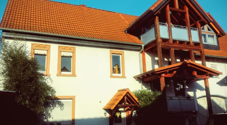 Ferienhaus Zimmer Monteurwohnung Ferienwohnung - Hasselroth - Casa