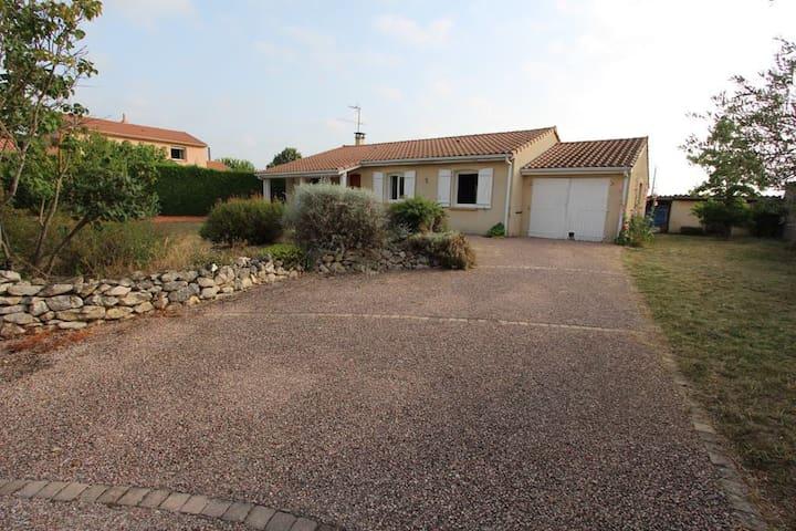 Chambre dans maison individuelle proche Toulouse
