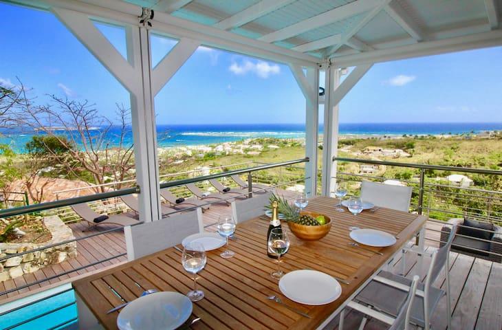 "BIG DISCOUNT! 300 euro a night! Villa ""Blue Sky"" - Orient Bay - Villa"