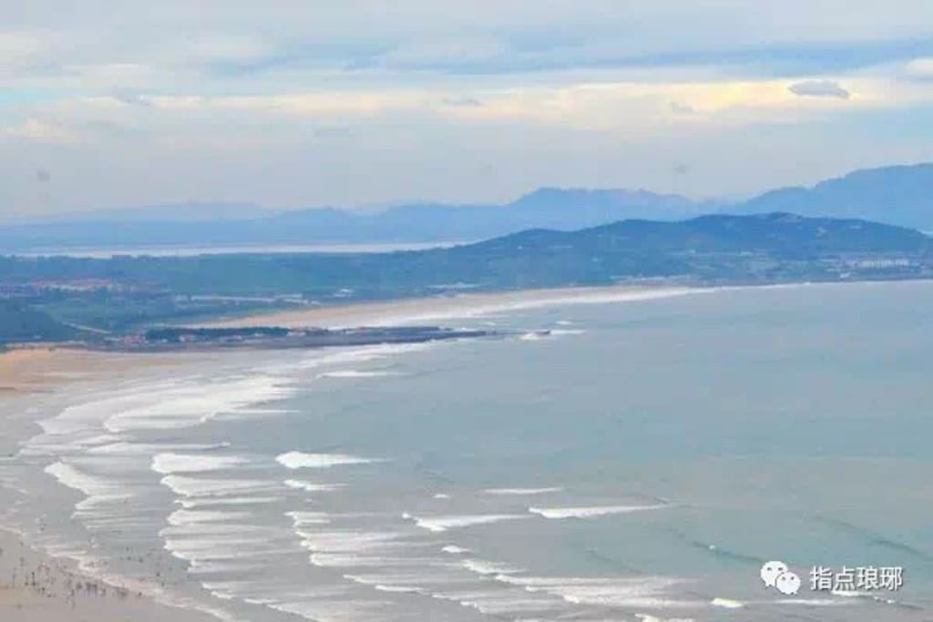 龙湾海水浴场