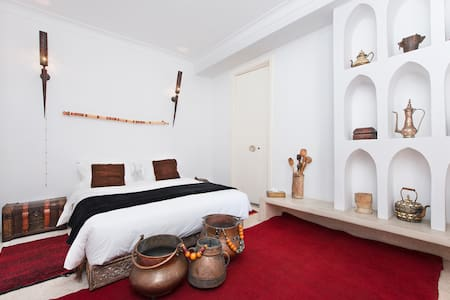 Best area, unique, lovely, cosy, friendly riad - Marrakesh