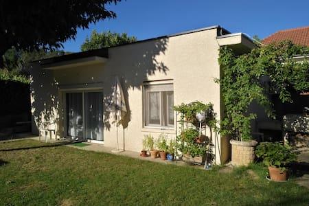 Maison entre Lyon aéroport/TGV St-Exupéry/ Eurexpo