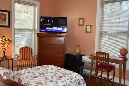 Private room in downtown Stamford - 스탬포드(Stamford)