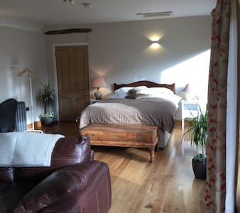 One bed Cottage close to Stamford and Peterborough - Ashton - Μπανγκαλόου