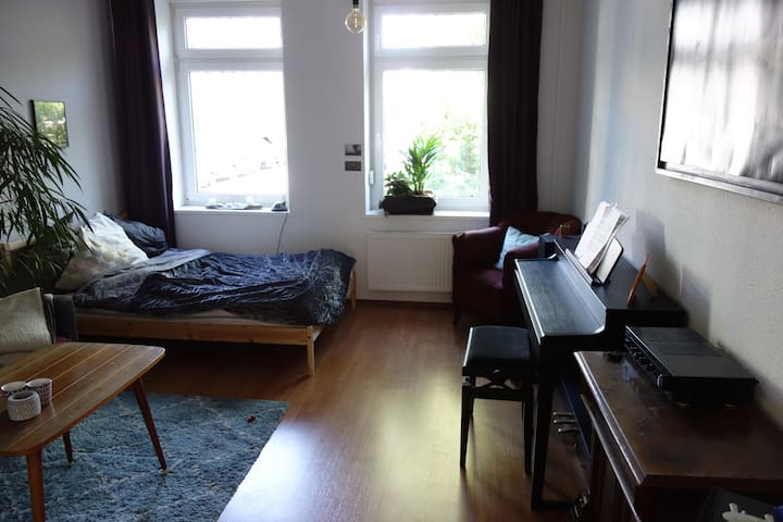Cosy Room in Leipzig-West