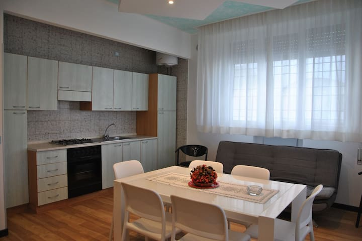 Ginestra two bedrooms apartment