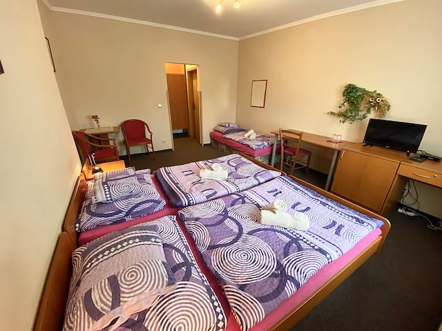 Pension Lukas Triple Room with shower