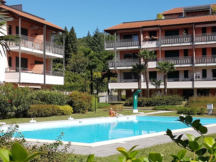 RESIDENZA SASSO MORO , Lago Maggiore