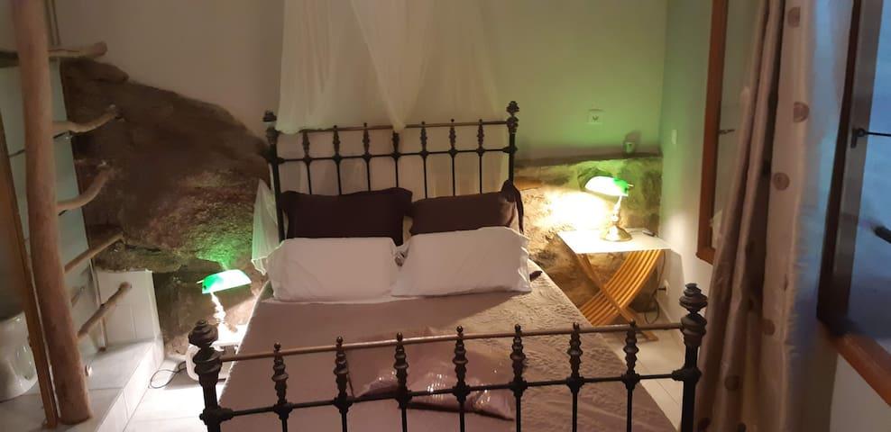 Chambre atypique, romantique