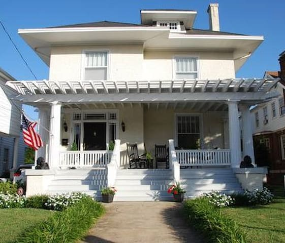 Averett Univ area  - Historic home - Danville - Casa
