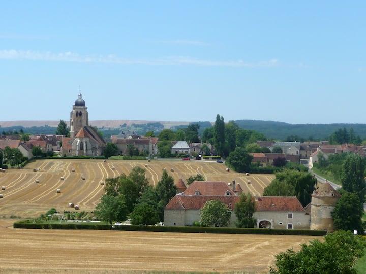 Les granges du Château