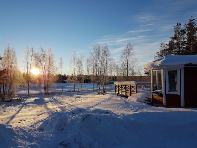 Mysigt hus i Vemdalen by-Husdjur välkomna