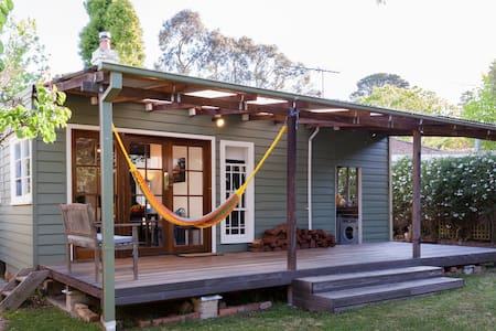 Cute two bedroom house short walk to Leura Mall - Katoomba