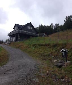 Avslappende atmosfære i fjellheimen - Voss - Casa