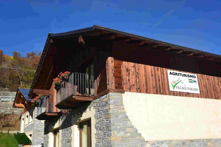Village Paradis Chalet