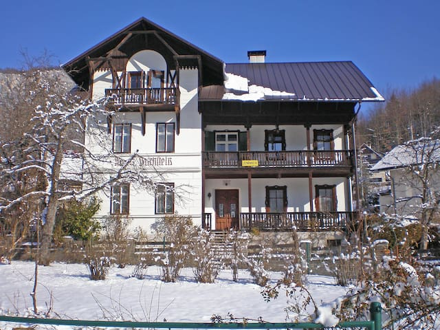 10-room house 450 m² Dachstein