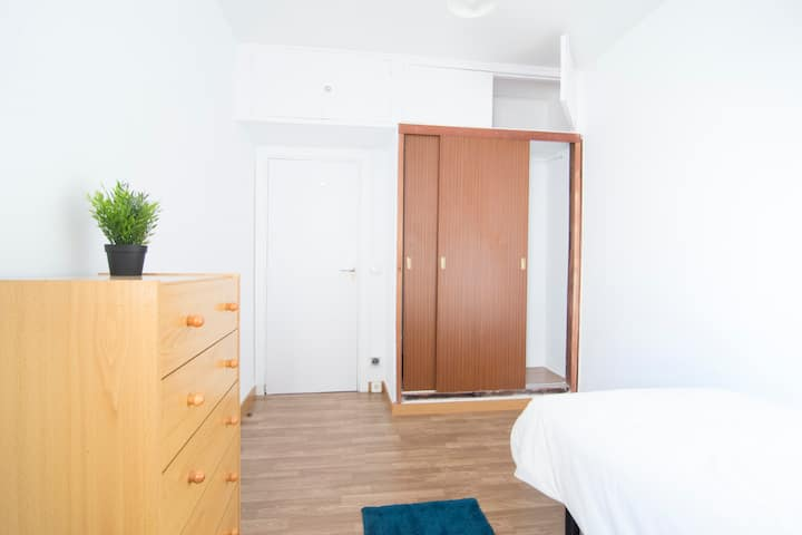 Great Private Room WiFi Alcobendas Best Location