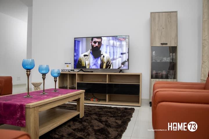 HOME 73 un appartement de 3 pièces plein de charme