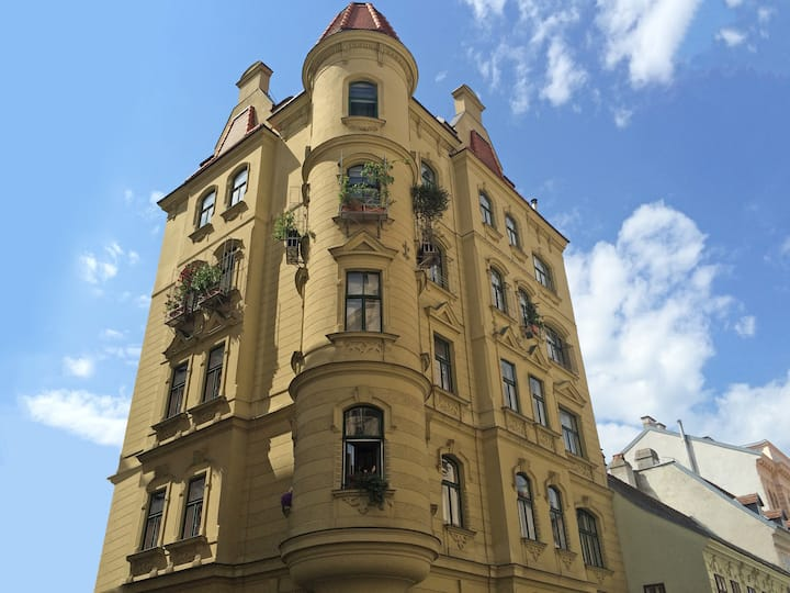 7th HEAVEN · Vienna · Center · Apartments 7