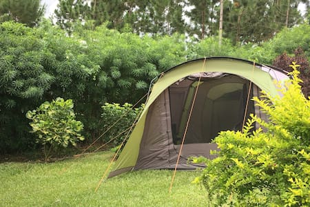 Nile it - Camping like Camping should be - C2