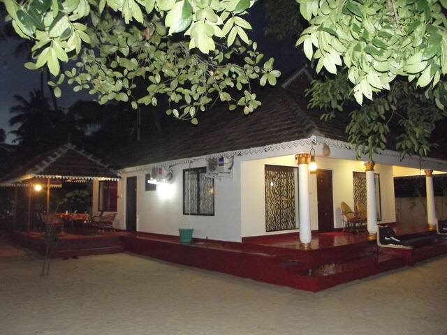..marari sea scape villa - Mararikulam - Bed & Breakfast