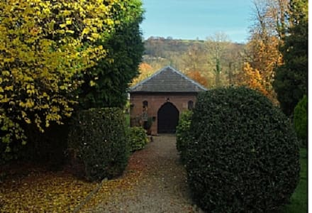 Charming Romantic Love Nest Converted Chapel for 2 - Wirksworth - Casa
