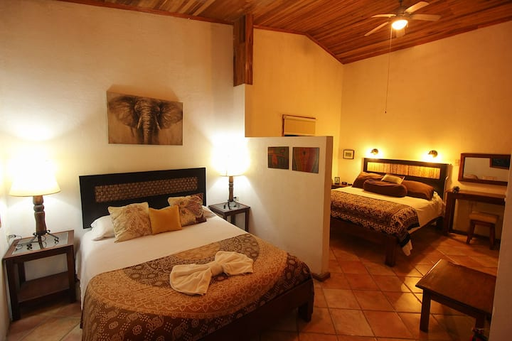 Room in AmaTierra Retreat & Wellness Center
