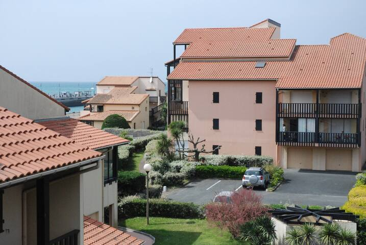 Appartement à Capbreton Port & Plage - Capbreton - Condominio