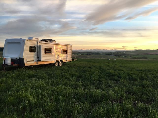 RV Lifestyle in the Rockies!