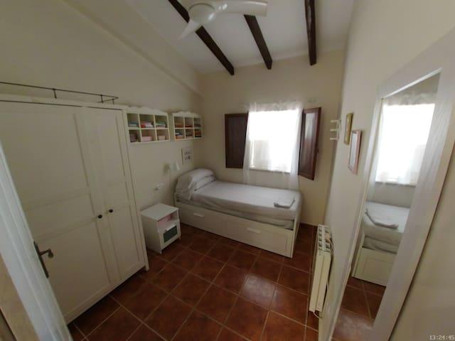 Dormitorio 2 - Cama nido