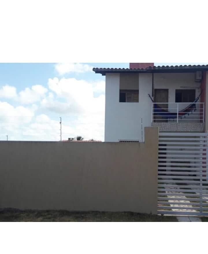 Casa com 3 quartos e piscina na Praia de Carapibus
