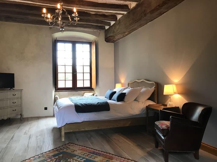 Le Chevalier Double room Classic Ensuite