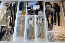 To be found in the kitchen drawer